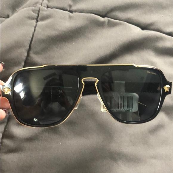 74169d4b4dda New Versace polarized sunglasses